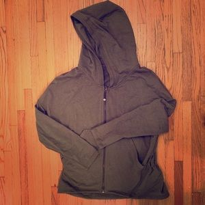 Lululemon Women's Zip Up Hoodie